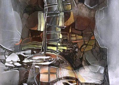 L. Ritók Nóra: Barlanglakás