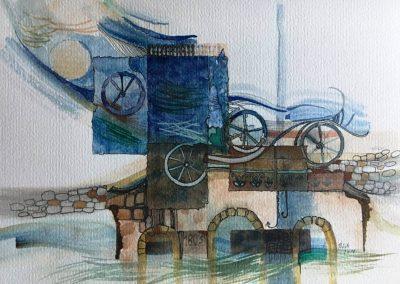 L. Ritók Nóra: Valaha híd volt..