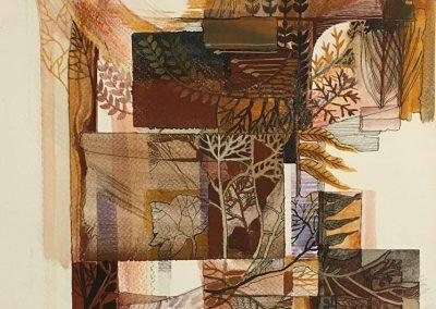 L. Ritók Nóra: Az ősz kapujában 35x26