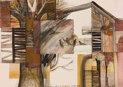 L. Ritók Nóra: A madarász háza 27x34